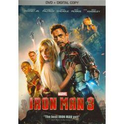 Iron Man 3 (DVD + Digital Copy) (DVD 2013)