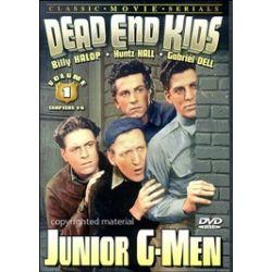 Junior G-Men: Volume 1 (Alpha) (DVD 1940)