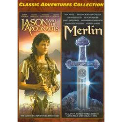 Jason And The Argonauts / Merlin (Double Feature) (DVD 2000)