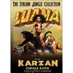 Italian Jungle Collection, The: Luana / Karzan Jungle Lord (DVD)