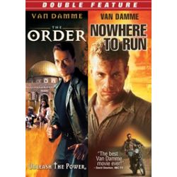 Jean-Claude Van Damme: The Order / Nowhere To Run (Double Feature) (DVD)