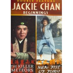 Jackie Chan: The Killer Meteors / New Fist Of Fury (Double Feature) (DVD)
