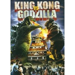 King Kong Vs. Godzilla (DVD 1962)