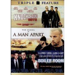 Knockaround Guys / A Man Apart / Boiler Room (Triple Feature) (DVD)