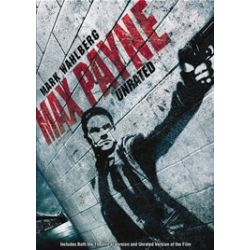 Max Payne: Special Edition (DVD 2008)