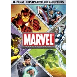 Marvel 8 Film Complete Collection (DVD)