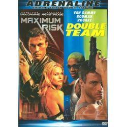 Maximum Risk / Double Team (Double Feature) (DVD 1996)