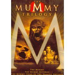 Mummy Trilogy, The (DVD)