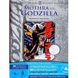 Mothra Vs. Godzilla (DVD 1964)