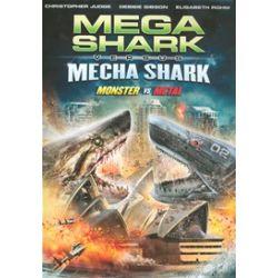 Mega Shark Vs. Mecha Shark (DVD 2013)
