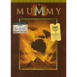 Mummy, The: Deluxe Edition (DVD 1999)