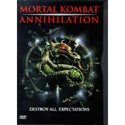 Mortal Kombat: Annihilation (DVD 1997)