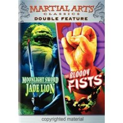 Moonlight Sword And Jade Lion / The Bloody Fist (Double Feature) (DVD)