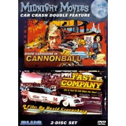 Midnight Movies: Volume 6 - Car Crash Double Feature (DVD)