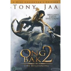 Ong Bak 2: The Beginning - 2 Disc Collector's Edition (DVD 2008)