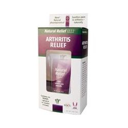 Life Extension, Natural Relief 1222, Arthritis Relief, 2 oz (57 g)