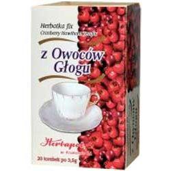 Owoc Głogu - herbatka fix