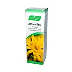A Vogel, Arnica Rub, 3.5 fl oz (100 ml)