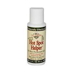 All Terrain, Hot Spot Helper, Pet Skin Protectant Gel, 2.0 fl oz (60 ml)