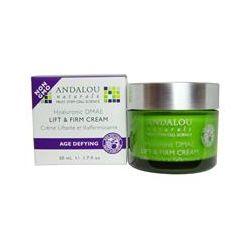 Andalou Naturals, Lift & Firm Cream, Hyaluronic DMAE, 1.7 fl oz (50 ml)