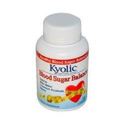 Wakunaga - Kyolic, Aged Garlic Extract, Blood Sugar Balance, 100 Capsules