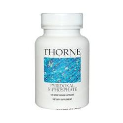 Thorne Research, Pyridoxal 5'-Phosphate, 180 Veggie Caps