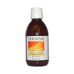 Thorne Research, Omega Superb, Pina Colada, 8.45 fl oz (250 ml)