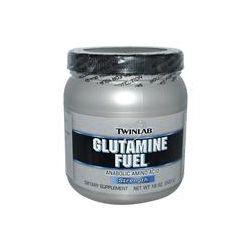 Twinlab, Glutamine Fuel, Anabolic Amino Acid, 18 oz (500 g)