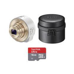 Sony DSC-QX10 Digital Camera Module for Smartphones Basic Kit