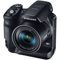 Samsung WB2200F Digital Smart Camera (Black) EC-WB2200BPBUS B&H