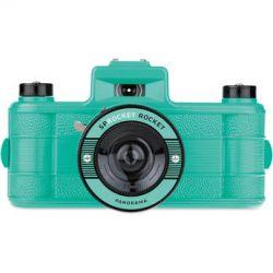 Lomography Sprocket Rocket 35mm Film Camera (Teal) 935 B&H Photo