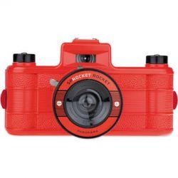 Lomography Sprocket Rocket 35mm Film Camera (Red) 937 B&H Photo