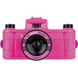 Lomography Sprocket Rocket 35mm Film Camera (Pink) 938 B&H Photo