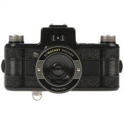 Lomography Sprocket Rocket 35mm Film Camera (Black) 915 B&H