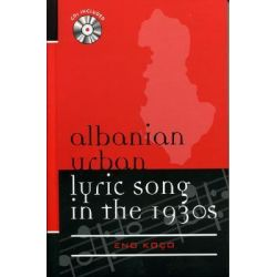 Albanian Urban Lyric Song in the 1930s by Eno Koco, 9780810848894.