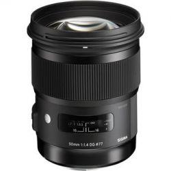 Sigma 50mm f/1.4 DG HSM Art Lens for Sigma SA 311110 B&H Photo