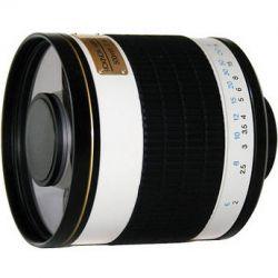 Rokinon 500mm f/6.3 Mirror T-Mount Lens (Tan) ED500M B&H Photo
