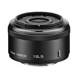 Nikon 1 Nikkor 18.5mm f/1.8 Lens for CX Format (Black) 3323 B&H