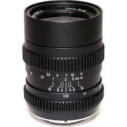 SLR Magic HyperPrime Cine II 25mm T0.95 Lens SLR-2595MFT(II) B&H