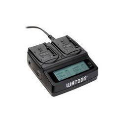 Watson Duo LCD Charger with 2 EN-EL3 / EN-EL3e / NP-150 D-3405