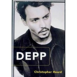 Depp by Christopher Heard, 9781550224702.