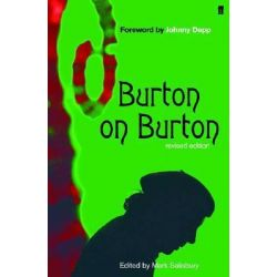 Burton on Burton by Tim Burton, 9780571229260.