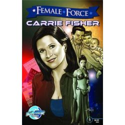 Carrie Fisher, Carrie Fisher by CW Cooke, 9781467502658.