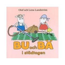 Bu och Bä i städtagen - Olof Landström, Lena Landström - Bok (9789129637519)