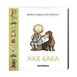 Max kaka - Barbro Lindgren - Bok (9789129693379)