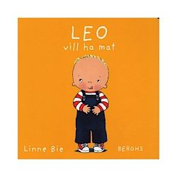 Leo vill ha mat - Linne Bie - Bok (9789150215557)