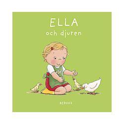 Ella och djuren - Linne Bie - Bok (9789150218909)