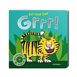 Grrr! - Kul med ljud - Ronne Randall - Bok (9789129675207)