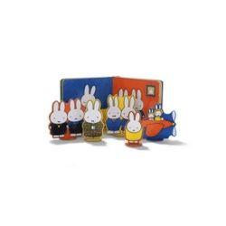 Miffys familj : lek- och pusselbok - Dick Bruna - Bok (9789174690194)