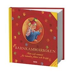 Lilla barnkammarboken : rim och ramsor för händer, fötter och kropp - Lotta Bergqvist, Annika Lundeberg - Bok (9789163866227)